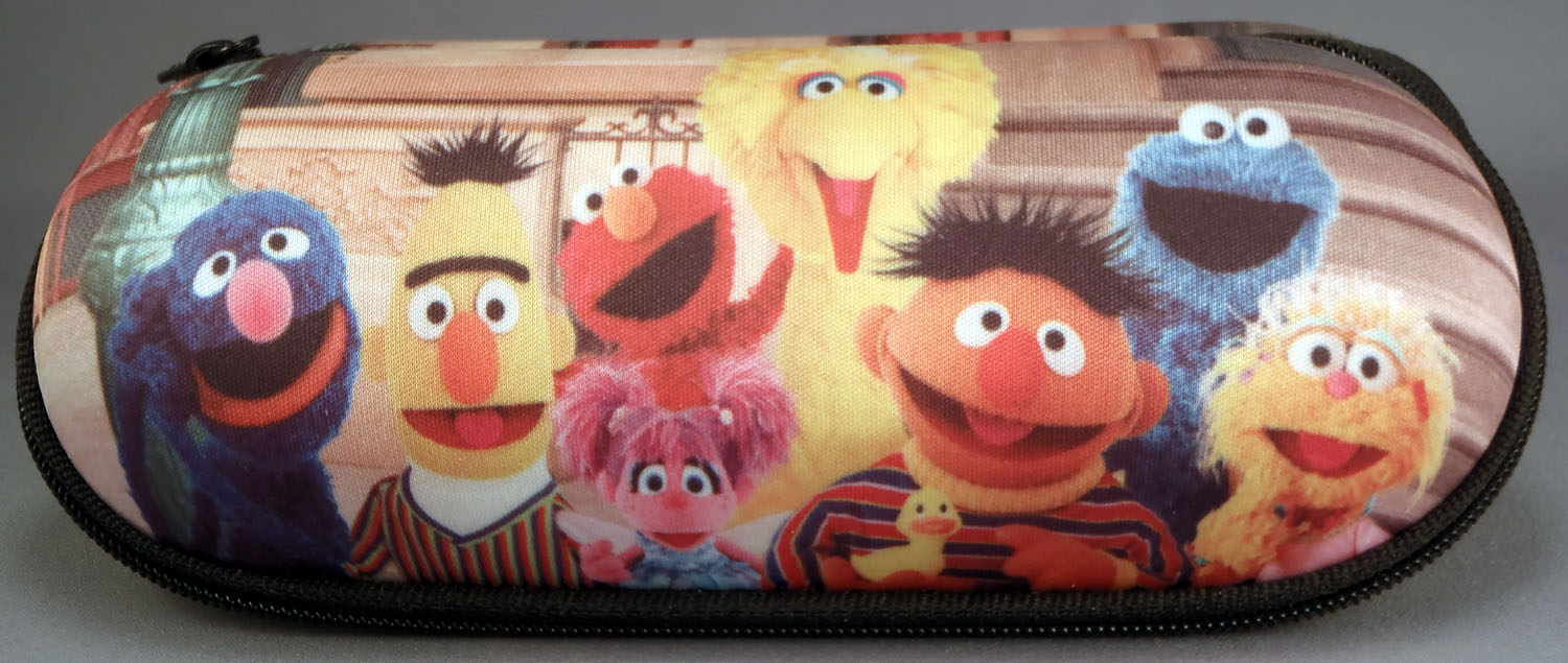 Sesame Street Kids Eyeglass Cases